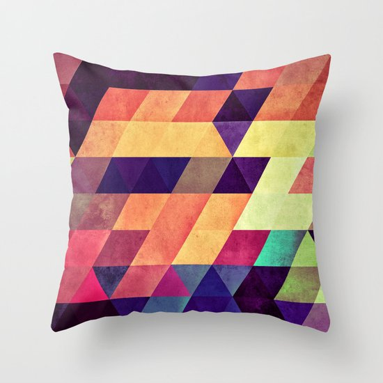 zzyymmyynng Throw Pillow