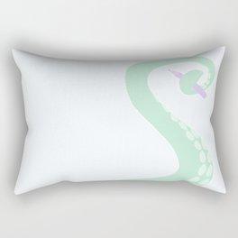Doodly Tentacle Rectangular Pillow