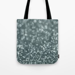 Ambient #2 in green pearl Tote Bag