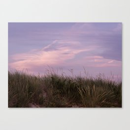 Truro Purple Sky, Cape Cod Canvas Print