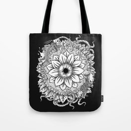 Malignant Bloom Tote Bag