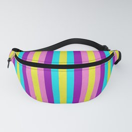 Stripes Collection: Fairy Fantasy Fanny Pack