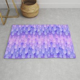 Lavender Slime Rug