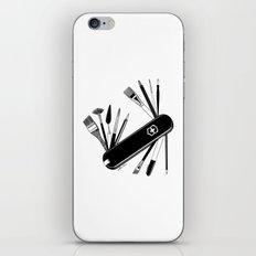 Art Almighty iPhone Skin