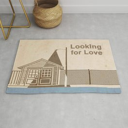 Looking for Love / a Zak & Dean Adventure Rug