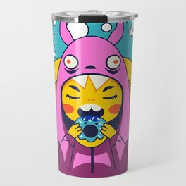 Overbite : Sour Bunny 3 Travel Mug