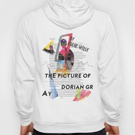 The Picture of Dorian Gray PSTR collage Hoody