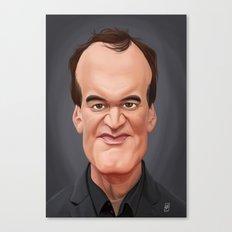 Celebrity Sunday ~ Quentin Tarantino Canvas Print