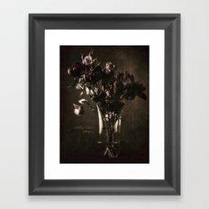 madly in love Framed Art Print