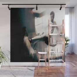 Ip Man Flying Kick Wall Mural