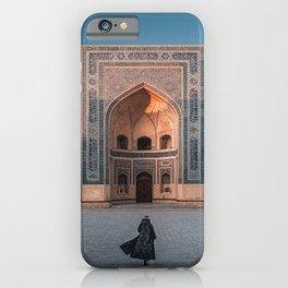 No Tourist Paradise iPhone Case