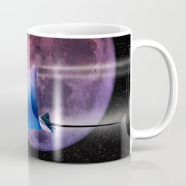 Exploring Stingray Coffee Mug