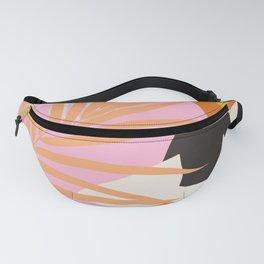 Noon Surfer Abstract Minimalism #1 #minimal #decor #art #society6 Fanny Pack