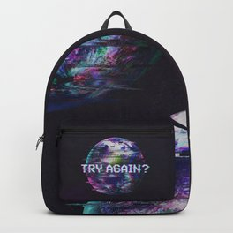 Humanity Glitch Backpack