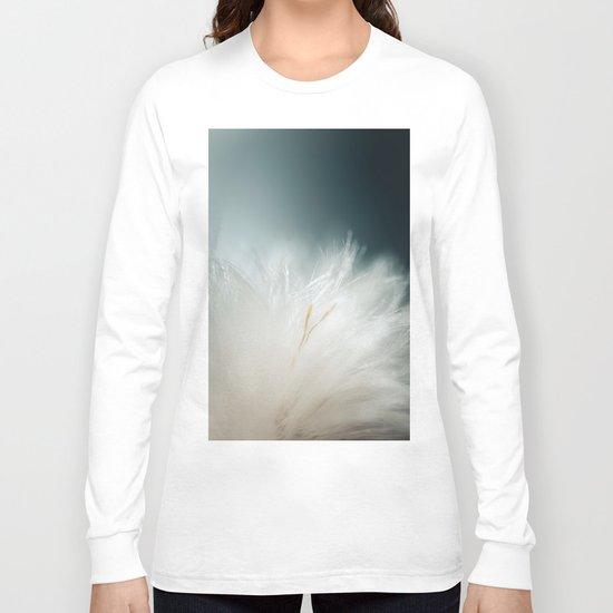 Mountain Dandelion  Long Sleeve T-shirt