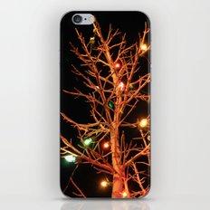 Holiday Lights iPhone & iPod Skin