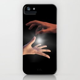 Theonite Cover Art [textless, borderless] iPhone Case
