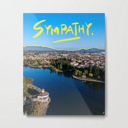 Sympathy Metal Print