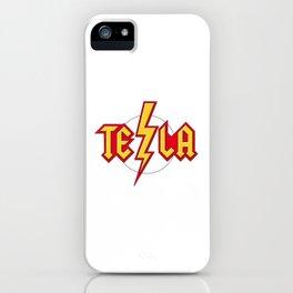 Tesl Tail iPhone Case