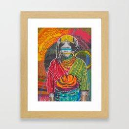 Babaylan Framed Art Print