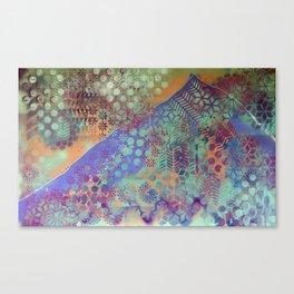 Moonlight Sunrise Canvas Print