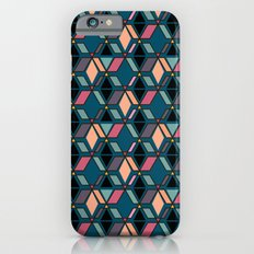 Colorful geometric pattern iPhone 6s Slim Case