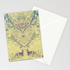 More Leaves  Stationery Cards