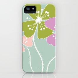 Bouquet Fleurie iPhone Case
