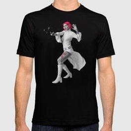 Princess Leia Strikes Back T-shirt