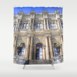 Dolmabahce Palace Istanbul Shower Curtain