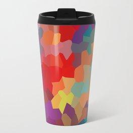 Vibrant Colors Travel Mug