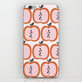 Apple Pattern 1 iPhone Skin