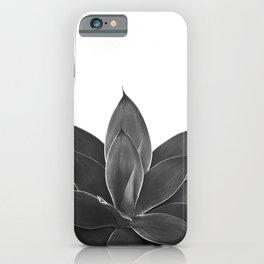 Black Agave #1 #tropical #decor #art #society6 iPhone Case