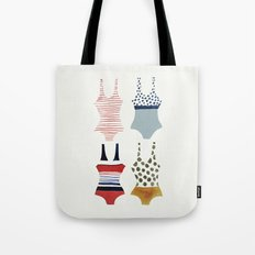 la nage Tote Bag