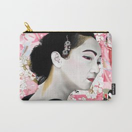 Geisha (芸者) by A.Harrison Carry-All Pouch