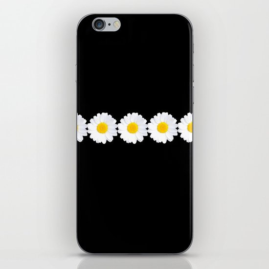 Daisy chain for iphone iPhone & iPod Skin