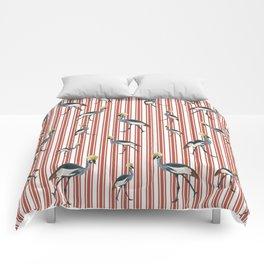 Cranes. Comforters