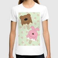 bar T-shirts featuring Candy bar by SANTA