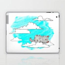 Sky Cat Laptop & iPad Skin
