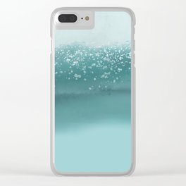 Water Works Clear iPhone Case