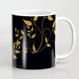 TREES VINES AND LEAVES OF GOLD Coffee Mug