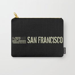 Black Flag: San Francisco Carry-All Pouch