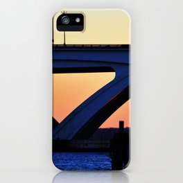 Connect the States iPhone Case