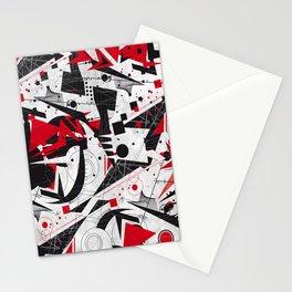 Constructivism Stationery Cards