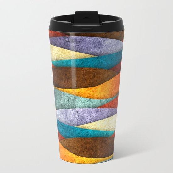Bee Eater Metal Travel Mug
