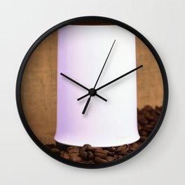 GDR coffee grinder Wall Clock
