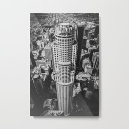 US Bank Tower Metal Print