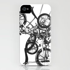 Bike Chaos iPhone (4, 4s) Slim Case