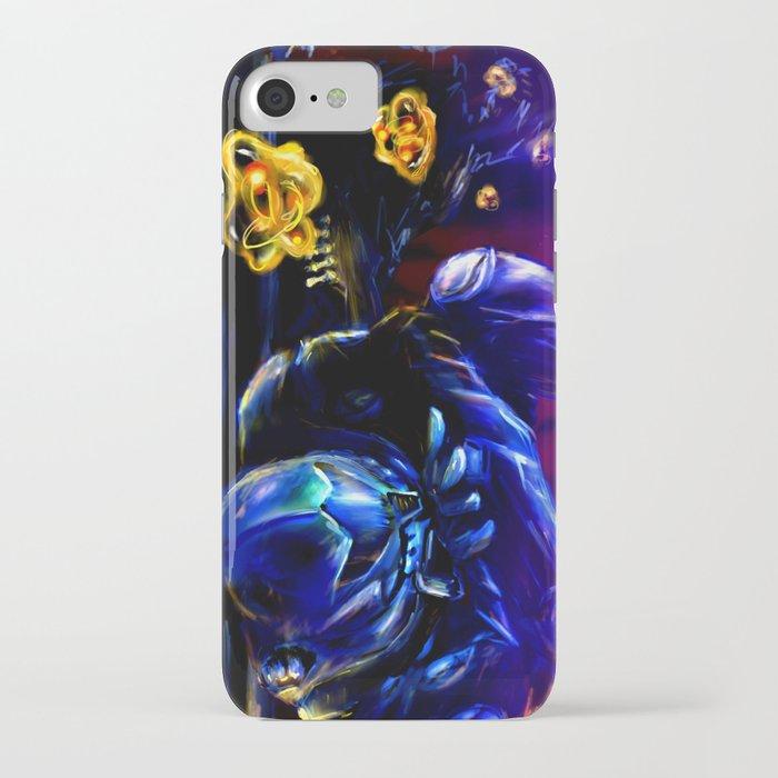 Metroid Metal: Sector 1 iPhone Case