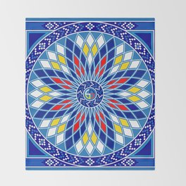 Dream Keepers Throw Blanket